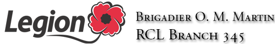 Royal Canadian Legion Branch 345
